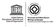 Cornwall West Devon Mining Landscape UNESCO Logo