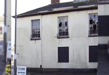 John Harvey House - Before Photo