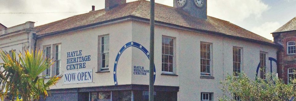 Harvey's Foundry Trust | Hayle Heritage Centre re-opens on the 12th of April